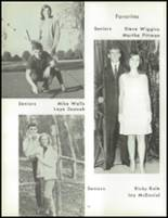 1968 Andalusia High School Yearbook Page 106 & 107