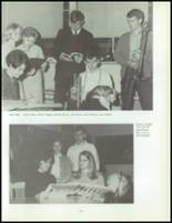 1968 Andalusia High School Yearbook Page 116 & 117