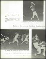 1968 Andalusia High School Yearbook Page 124 & 125
