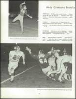 1968 Andalusia High School Yearbook Page 126 & 127