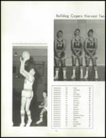 1968 Andalusia High School Yearbook Page 130 & 131