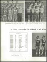 1968 Andalusia High School Yearbook Page 134 & 135