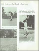1968 Andalusia High School Yearbook Page 136 & 137