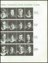 1968 Andalusia High School Yearbook Page 144 & 145