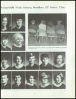 1968 Andalusia High School Yearbook Page 148 & 149
