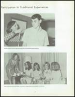 1968 Andalusia High School Yearbook Page 154 & 155