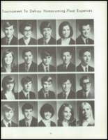 1968 Andalusia High School Yearbook Page 158 & 159