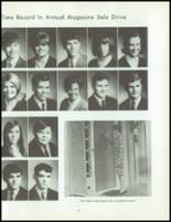 1968 Andalusia High School Yearbook Page 160 & 161