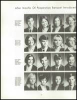 1968 Andalusia High School Yearbook Page 166 & 167