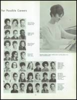 1968 Andalusia High School Yearbook Page 168 & 169