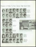 1968 Andalusia High School Yearbook Page 170 & 171