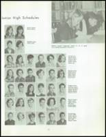 1968 Andalusia High School Yearbook Page 178 & 179
