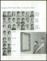 1968 Andalusia High School Yearbook Page 182 & 183