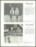 1968 Andalusia High School Yearbook Page 188 & 189