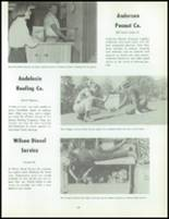 1968 Andalusia High School Yearbook Page 196 & 197