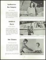 1968 Andalusia High School Yearbook Page 200 & 201