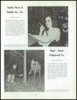 1968 Andalusia High School Yearbook Page 204 & 205