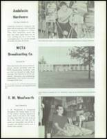 1968 Andalusia High School Yearbook Page 210 & 211