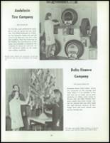 1968 Andalusia High School Yearbook Page 212 & 213