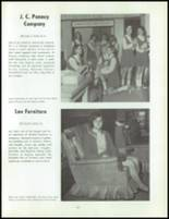 1968 Andalusia High School Yearbook Page 220 & 221