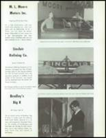 1968 Andalusia High School Yearbook Page 224 & 225
