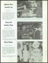1968 Andalusia High School Yearbook Page 228 & 229