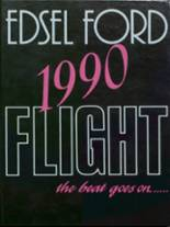 1990 Yearbook Edsel Ford High School