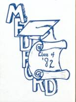 1982 Yearbook Medford High School