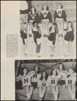 1970 Hickman High School Yearbook Page 42 & 43