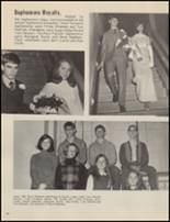 1970 Hickman High School Yearbook Page 92 & 93