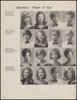 1970 Hickman High School Yearbook Page 182 & 183