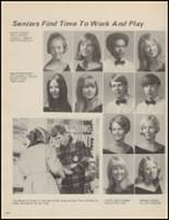 1970 Hickman High School Yearbook Page 192 & 193