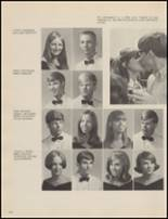 1970 Hickman High School Yearbook Page 196 & 197