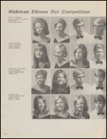 1970 Hickman High School Yearbook Page 198 & 199