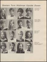 1970 Hickman High School Yearbook Page 200 & 201