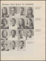 1970 Hickman High School Yearbook Page 202 & 203