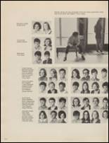 1970 Hickman High School Yearbook Page 256 & 257