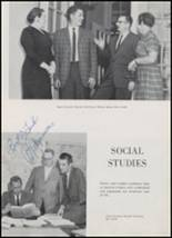 1962 Edison High School Yearbook Page 18 & 19