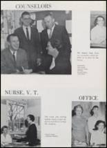 1962 Edison High School Yearbook Page 24 & 25