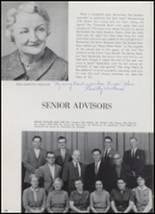 1962 Edison High School Yearbook Page 28 & 29