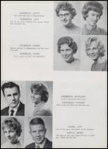 1962 Edison High School Yearbook Page 32 & 33