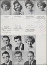 1962 Edison High School Yearbook Page 34 & 35