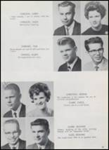 1962 Edison High School Yearbook Page 36 & 37
