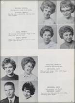 1962 Edison High School Yearbook Page 40 & 41