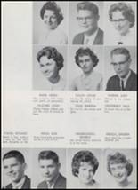 1962 Edison High School Yearbook Page 42 & 43
