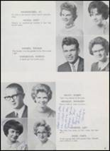 1962 Edison High School Yearbook Page 44 & 45