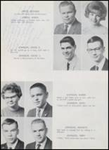 1962 Edison High School Yearbook Page 48 & 49