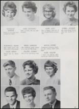 1962 Edison High School Yearbook Page 50 & 51