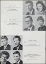 1962 Edison High School Yearbook Page 52 & 53
