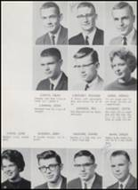 1962 Edison High School Yearbook Page 54 & 55